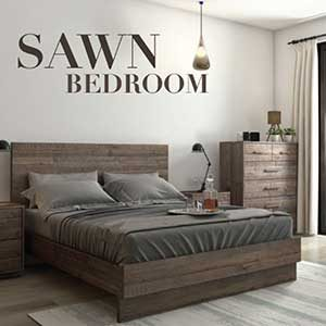 sawn Bedroom Collection