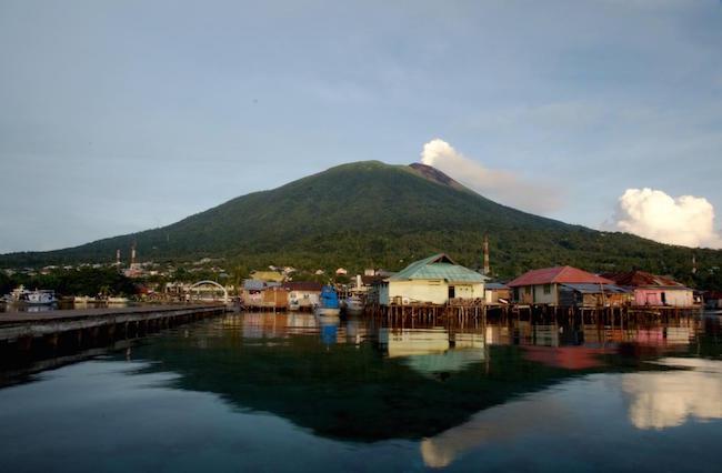 GMT 2016 dari Ternate - Tidore