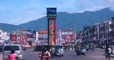 Kota Padang Sidempuan. Kredit: Wikipedia