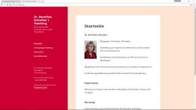 Dr. Dorothea Schreiber