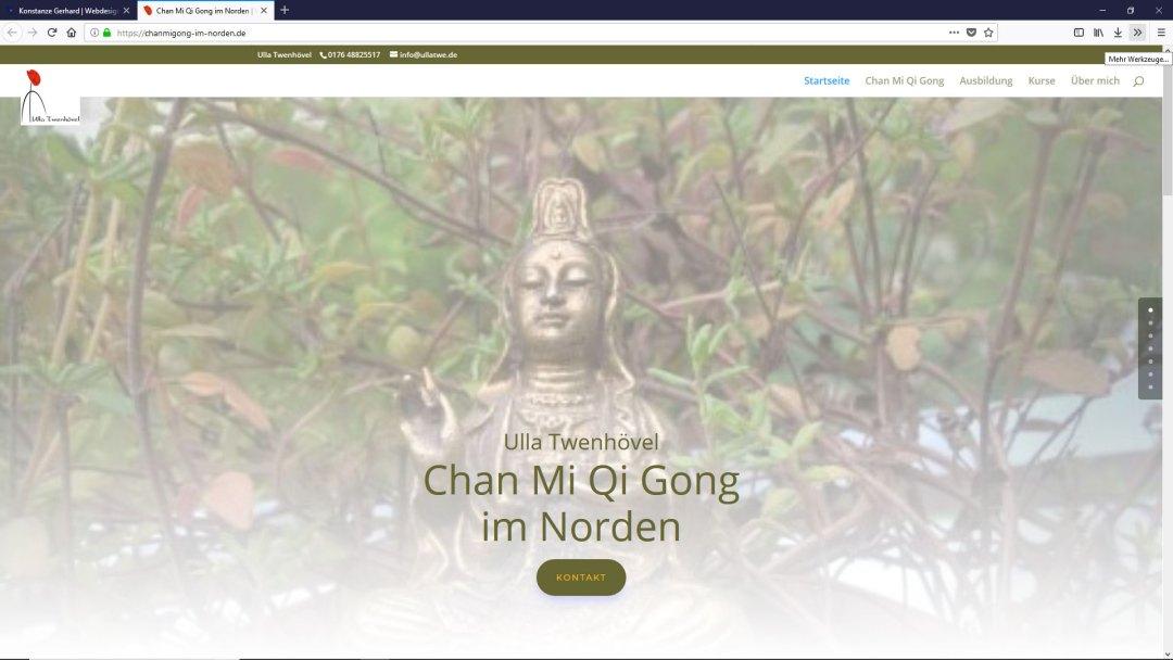 Ulla Twenhövel - Chan Mi Qi Gong im Norden
