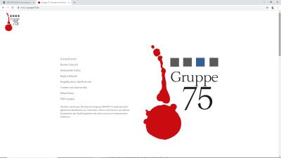 Gruppe 75 - Künsterinnen und Künstler in Neu-Isenburg
