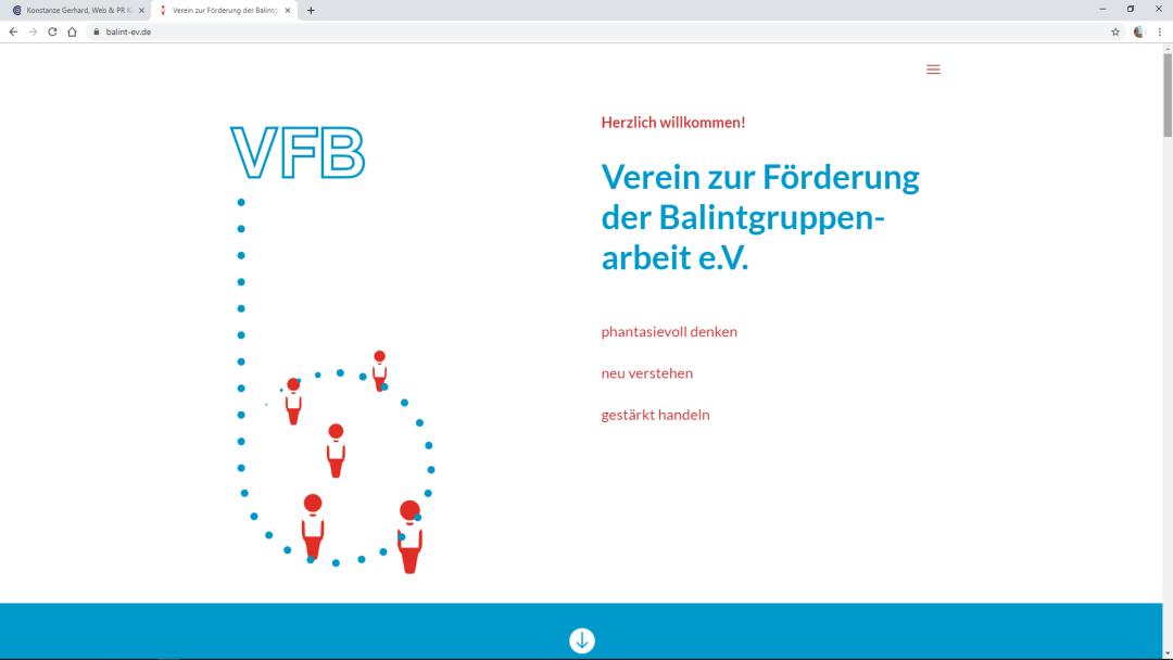 Verein zur Förderung der Balintgruppenarbeit e.V.