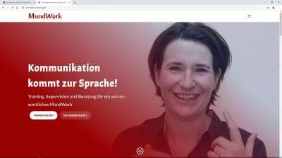 Michaela Herbertz-Floßdorf | MundWerk Training Düsseldorf