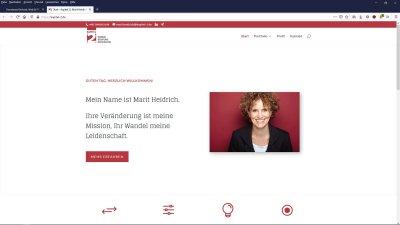 Marit Heidrich, Kapitel 2, Wandel, Beratung, Moderation, Kiel
