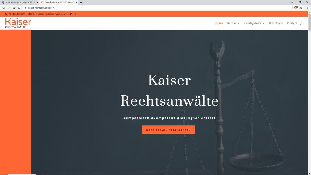 Kaiser Rechtsanwälte, Ingelheim am Rhein