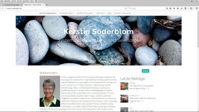 Kerstin Söderblom - Systemische Beratung und Seelsorge