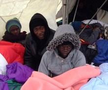 KULTURFORUM Hungerstreik Sendlinger Tor Nov 2014 (3)
