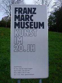 KULTURFORUM Franz Marc Museum Kochel am See