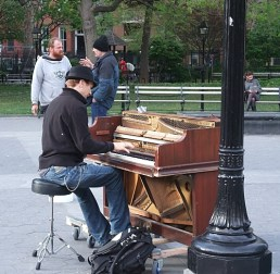Washington Square 2010-04-27