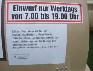 LEA BRÖCKER Neue Werte Karolinenplatz München DSCF9384