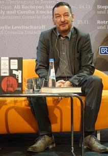franz-dobler-b2-interview-literaturfest-muenchen-2016-11-18-dsc01715