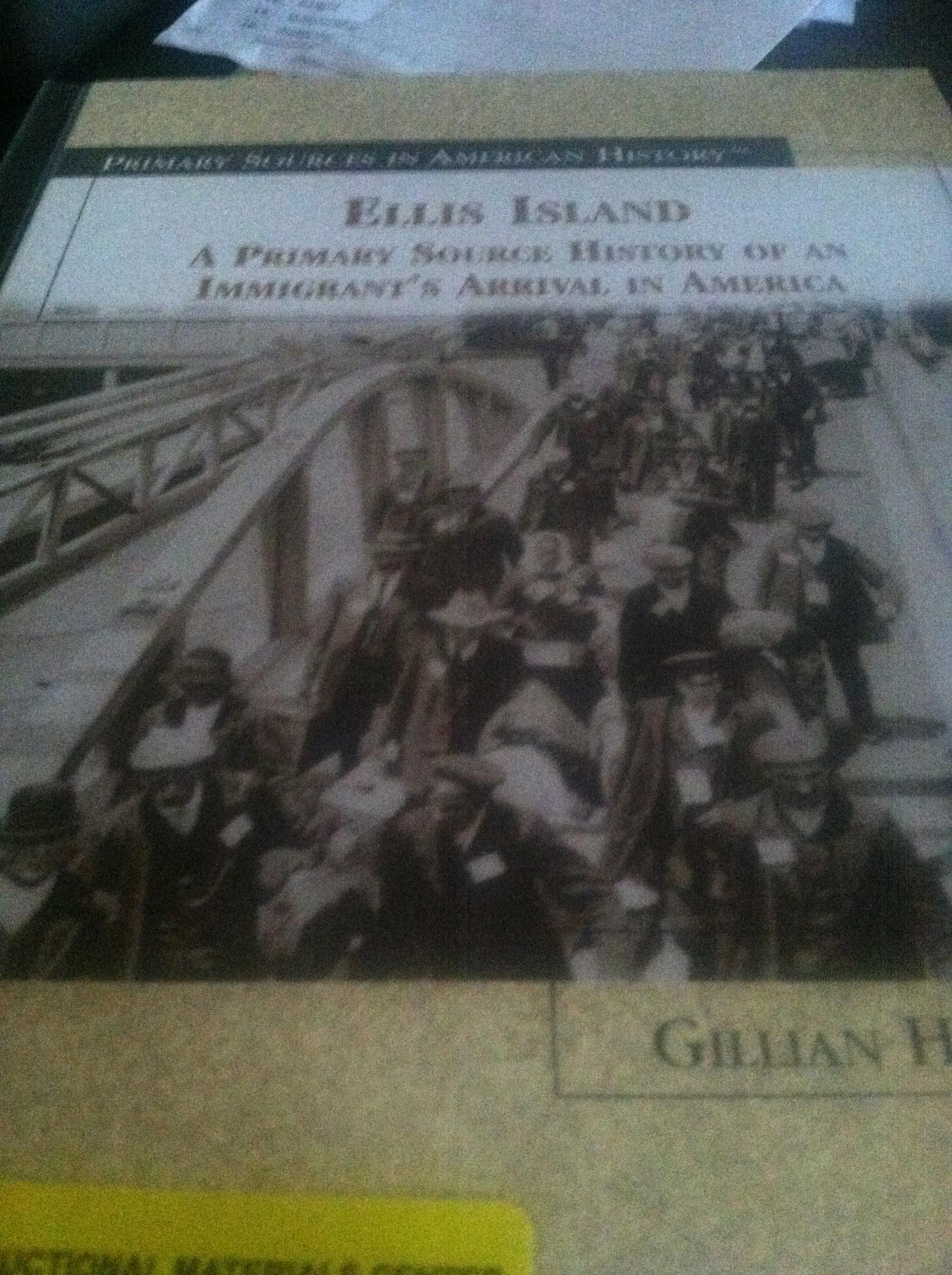 Ellis Island Amp Immigration