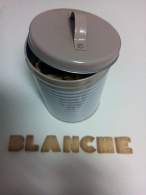 Blanche letterkoekjes http://gerhildemaakt.wordpress.com