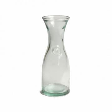 dille en kamille karaf water gerecycled glas
