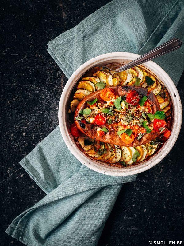 Recept van de maand #35: zomerse gerechtjes met feta