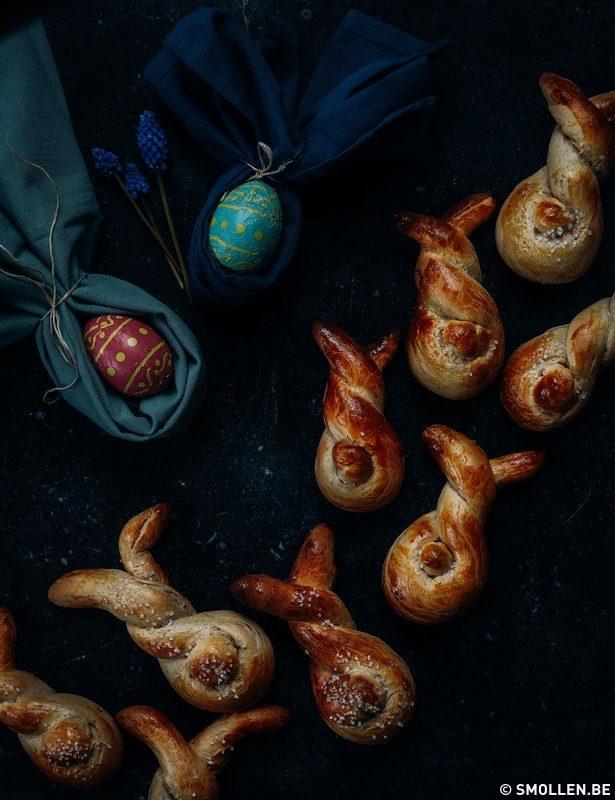 Recept van de maand #43: West-Vlaamse klaaspaarden / paashaasjes