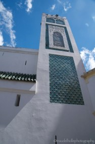 mosque of Tanger