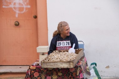 market day in Sanlucar de Barrameda