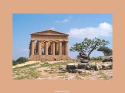 Valle dei Templi Sicily