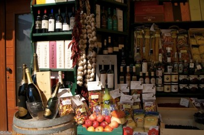 Deli-Shop in Cortina