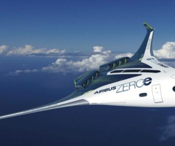 Airbus'tan Sıfır Emisyon Uçak
