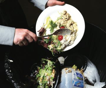 23 Milyon Kamyon Dolusu Gıda Çöpe Gidiyor