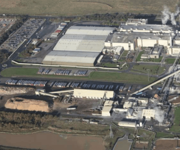 Eren Holding Galler'de Kağıt Fabrikası Aldı