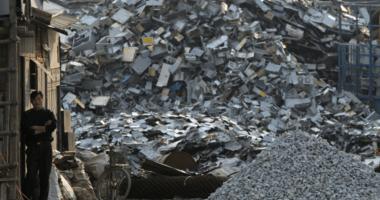 E-Atık'ların Kirlettiği 2 Yer: Guiyu Ve Agbogbloshie