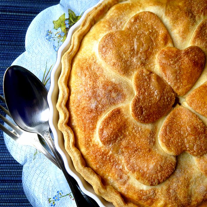 Apple Pie / Ябълков Пай рецепта