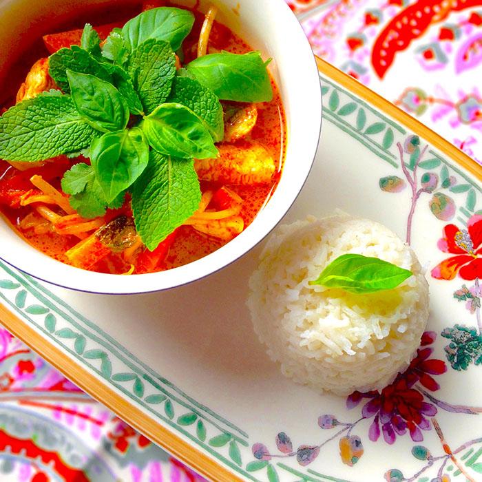 Chicken Curry / Виетнамско Пилешко Къри рецепта