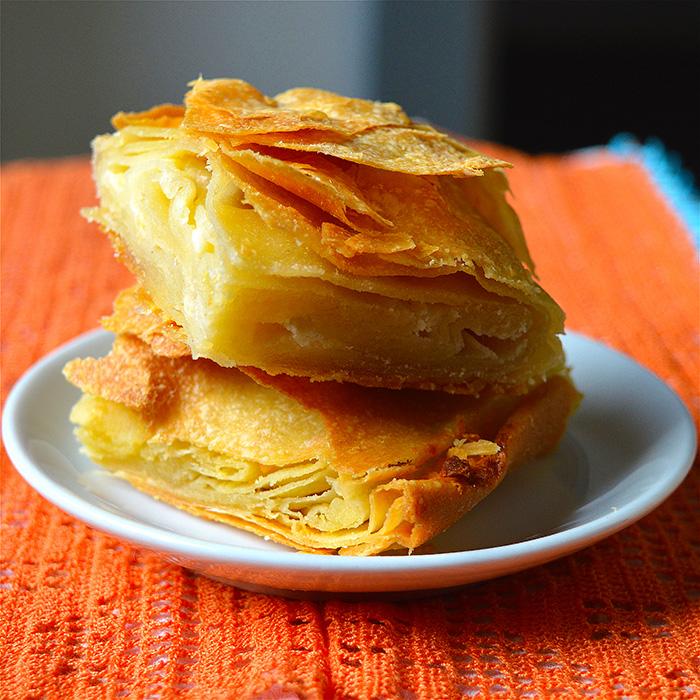 Bjurek / Български Бюрек рецепта
