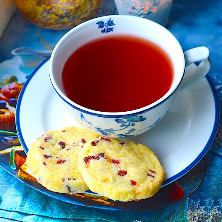 Orange Shortbread Cookies recipe / Шотландски Бисквитки рецепта