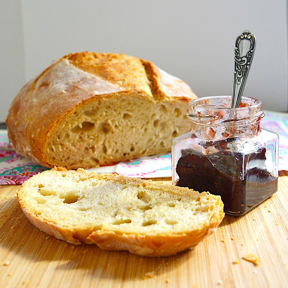 Country Bread Breakfast Recipe