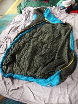My sleeping bag