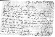 List prywatny