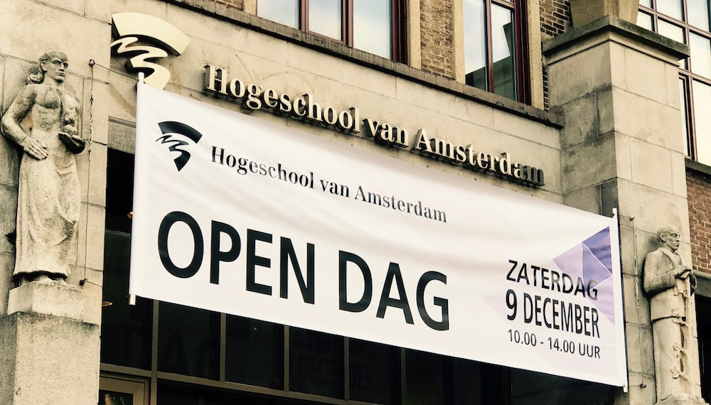 International Days on Mobile Development at the Hogeschool van Amsterdam