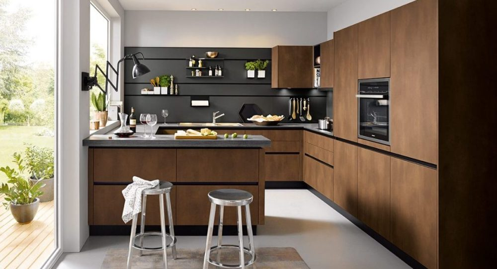 Schüller Targa Matt Kitchen - How do i create more worktop space