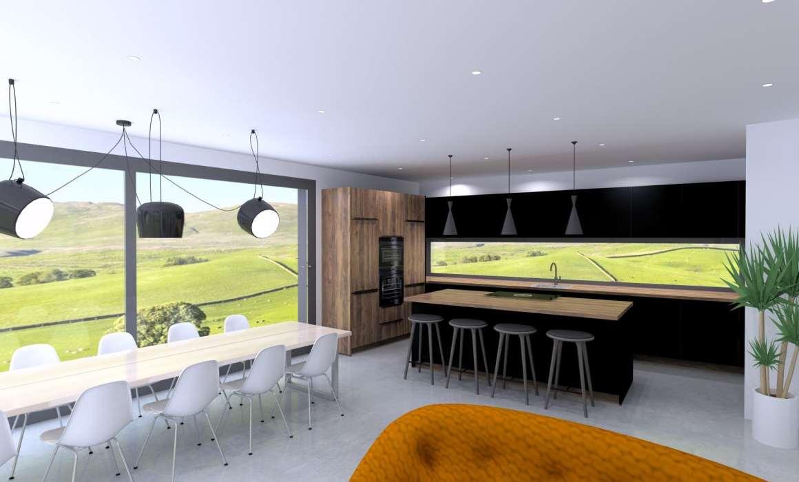 uni matt german kitchen cardiff light and functional