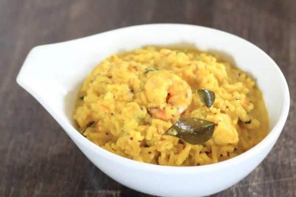Südindisch Reis Eintopf mit Fisch nach Jamie Oliver Foodblog German Abendbrot