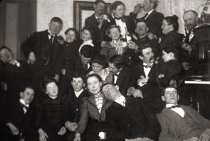 """Flashlight Party"" 1899"