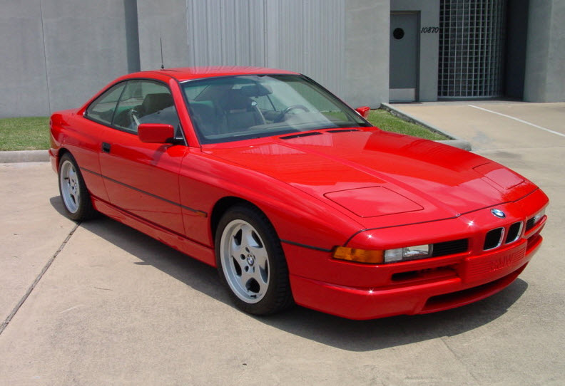1994 Bmw 850csi With 7 300 Miles German Cars For Sale Blog