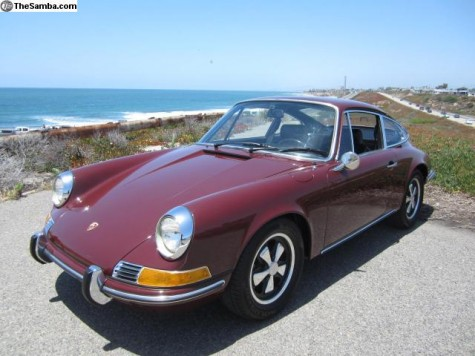 one owner 1969 porsche 912 german cars for sale blog. Black Bedroom Furniture Sets. Home Design Ideas