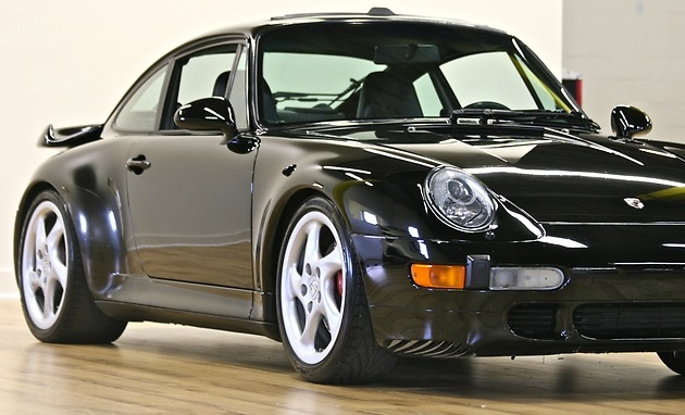 1996 Porsche 911 Turbo German Cars For Sale Blog