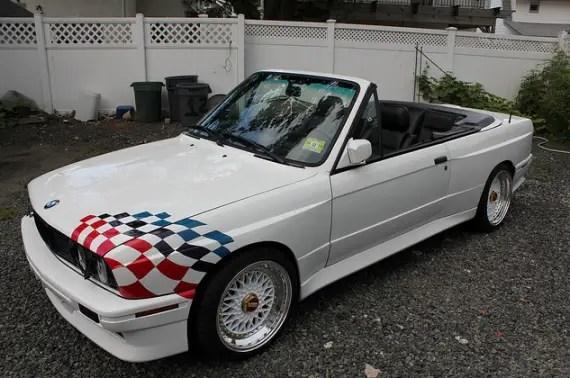 1990 Bmw E30 M3 Cabrio Replica German Cars For Sale Blog