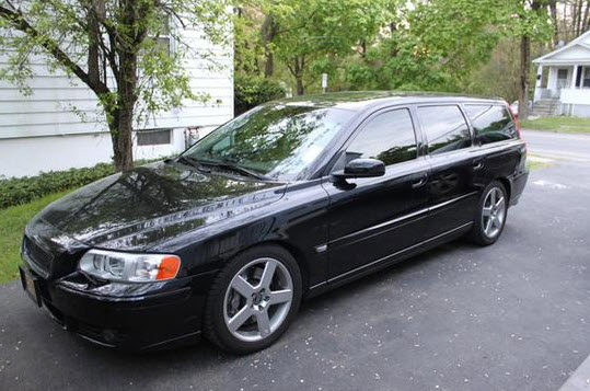 2006 volvo v70r estate german cars for sale blog. Black Bedroom Furniture Sets. Home Design Ideas