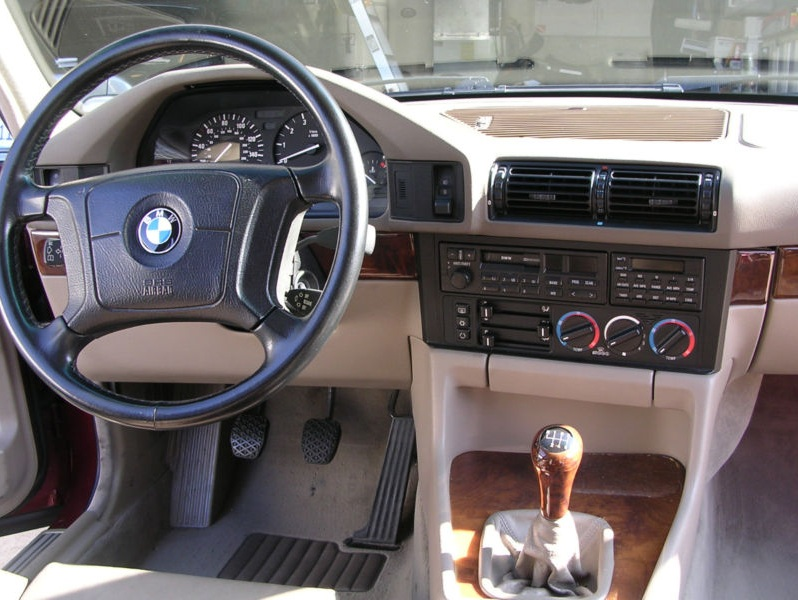 1995 BMW 540i Interior German Cars For Sale Blog