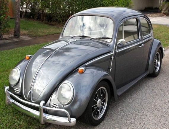 1965 Volkswagen Beetle   German Cars For Sale Blog 1965 Volkswagen Beetle on eBay  driversfront