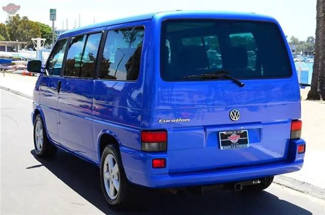 volkswagen eurovan gls german cars  sale blog