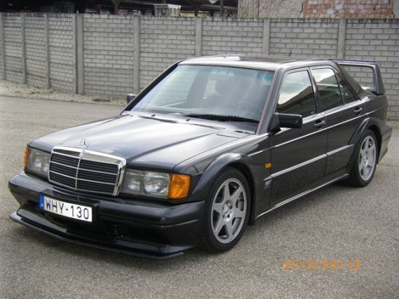 1990 mercedes benz 190e 2 5 16 evolution ii german cars. Black Bedroom Furniture Sets. Home Design Ideas